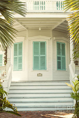 Florida House Photograph - Octagon House by Juli Scalzi