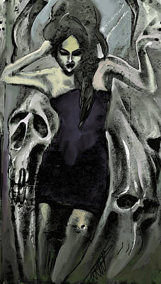 October 31  Art Print