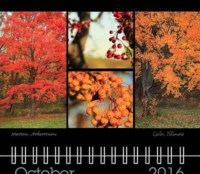 Photograph - October by Joni Eskridge