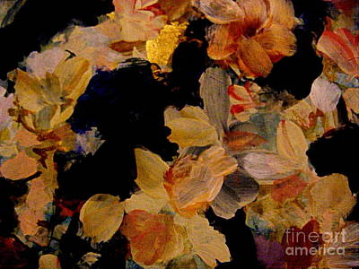 Painting - October Shine by Nancy Kane Chapman