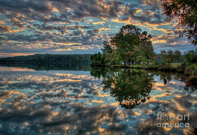 Photograph - October Skies by Douglas Stucky
