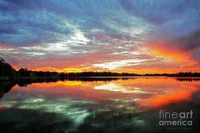 Photograph - October Sky by David Arment