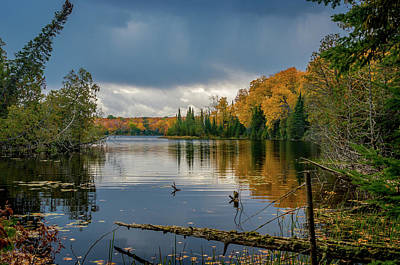 Photograph - October Storm by Gary McCormick