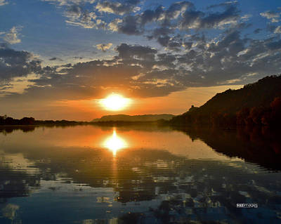 Photograph - October Sunrise by Susie Loechler