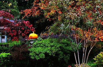 Photograph - October Tulsa by Susan Vineyard