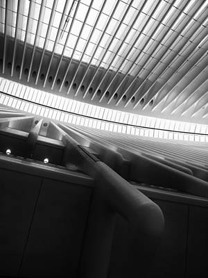Photograph - Oculus Abstract by Jessica Jenney