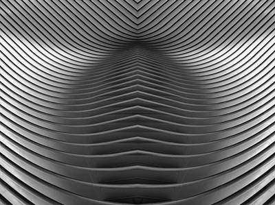 Oculus Abstract Art Print