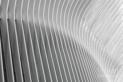 Photograph - Oculus Exterior Detail II by Clarence Holmes