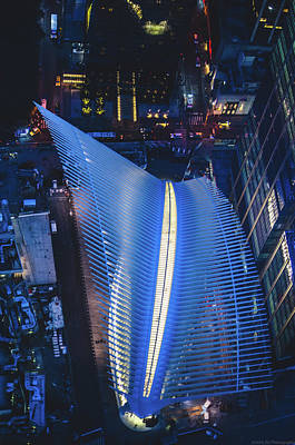 Photograph - Oculus From The Observatory by Jeff at JSJ Photography