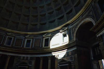 Photograph - Oculus Light by JAMART Photography