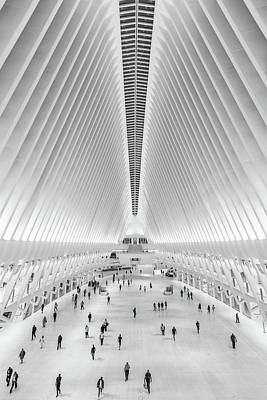 Photograph - Oculus New York City  by John McGraw