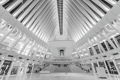 Railroad - Oculus Station New York 7 by John McGraw