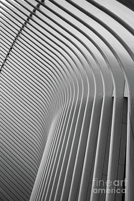 911 Memorial Photograph - Oculus World Trade Center by Edward Fielding