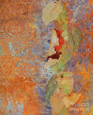Painting - Ode To Fall by Desiree Paquette