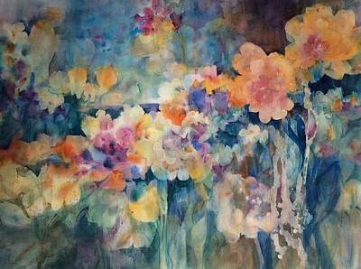 Painting - Ode To Spring by Karen Ann Patton