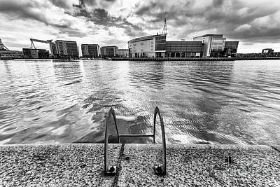 Photograph - Odyssey Arena by Jim Orr