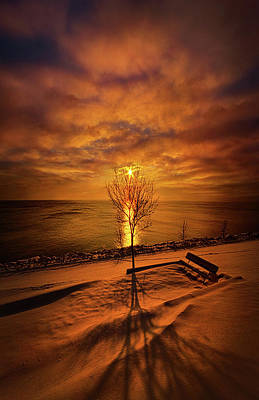 Unity Photograph - Of Where We Thought We Were by Phil Koch