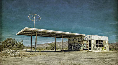 Photograph - Off Highway 10 by Sandra Selle Rodriguez