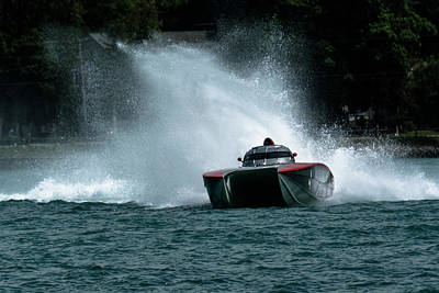 Photograph - Off Shore Racing by Randy J Heath