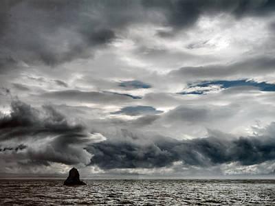 Photograph - Off The Coast by Joe Bonita