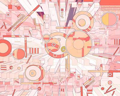 Digital Art - Off The Grid 35 by Lynda Lehmann