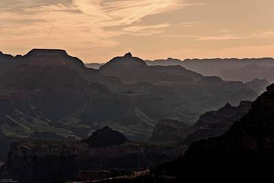 Photograph - Off The Grid - The Grand Canyon And Beyond by Hany J