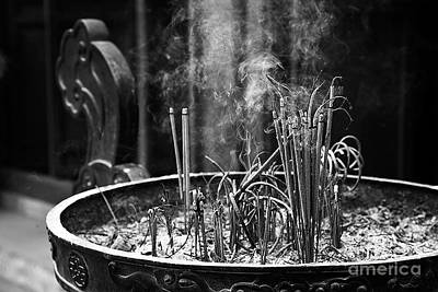 Photograph - Offerings by Craig Lovell