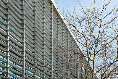 Photograph - Office Building by Colin Rayner
