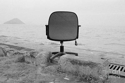 Photograph - Office With A View by Dean Harte
