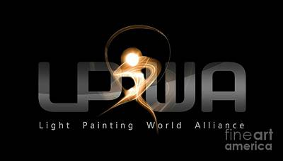 Long Exposure Photograph - Official Lpwa Logo by Sergey Churkin