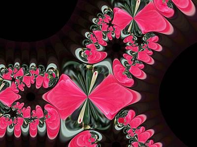 Digital Art - Offset by Nancy Pauling