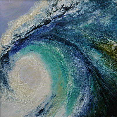 Painting - Offshore by Lia Melia