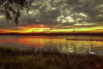 Photograph - Ogi Sunset by Jim Ziemer