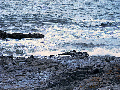 1-war Is Hell Royalty Free Images - Ogmore tides Royalty-Free Image by Andrew Read