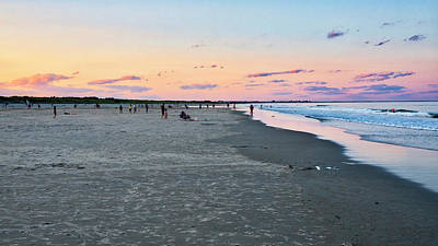 Photograph - Ogunquit Beach - Southern Maine by Steven Ralser