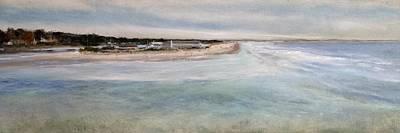 Ogunquit River And Beach Original