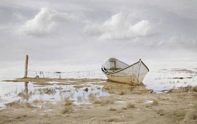 Photograph - Ogunquit Sky by Karen Lynch