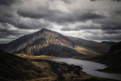 Snowdonia Photograph - Ogwen by Chris Fletcher