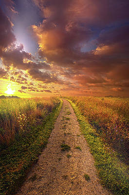 Photograph - Oh Brother Where Art Thou by Phil Koch