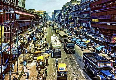 Oh Calcutta 2 Art Print