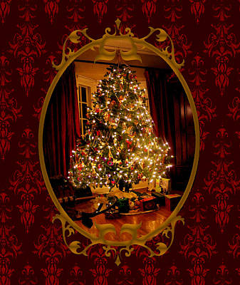 Oh Christmas Tree Art Print