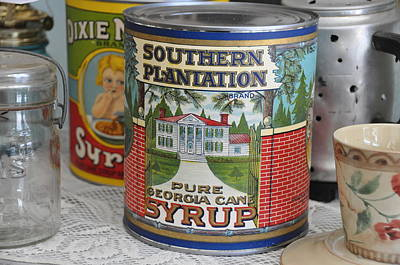 Canned Goods Photograph - Oh How Southern by Jan Amiss Photography