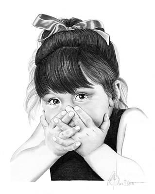 Drawing - Oh My by Murphy Elliott