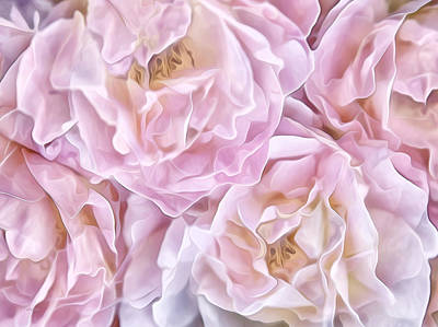 Photograph - Oh So Delicate Rose by Theresa Tahara