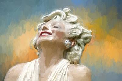 Photograph - Oh So Marilyn by Alice Gipson