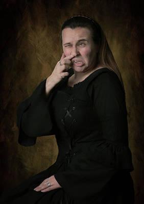 Photograph - Oh So Sophisticated by Yvette Van Teeffelen