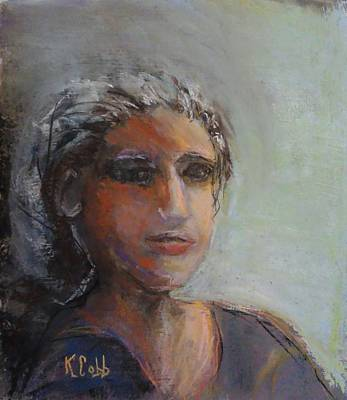 Pastel - Oh, That Look by Katherine Cobb