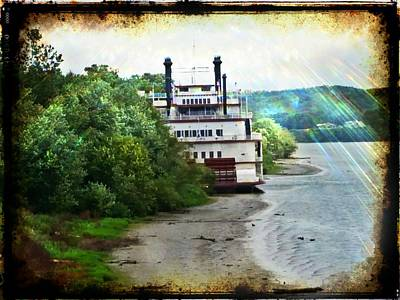 Photograph - Ohio River  by Michael L Kimble