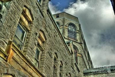 Photograph - Ohio State Reformataory 2 by Tony Baca