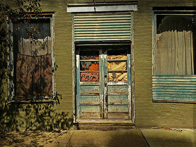 Photograph - Ohio Store Front by Michael L Kimble